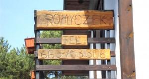 Poddąbie - domek letniskowy Promyczek
