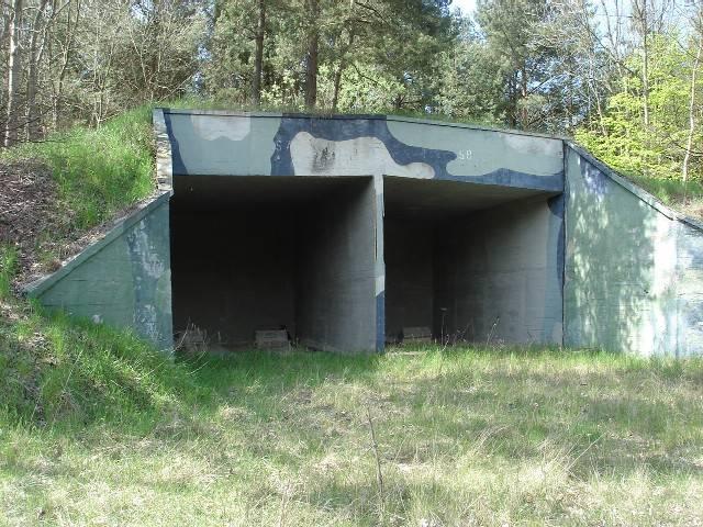 Dębina - opuszczona jednostka wojskowa