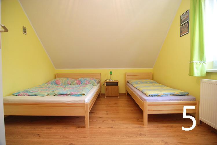 Poddąbie - pokoje gościnne