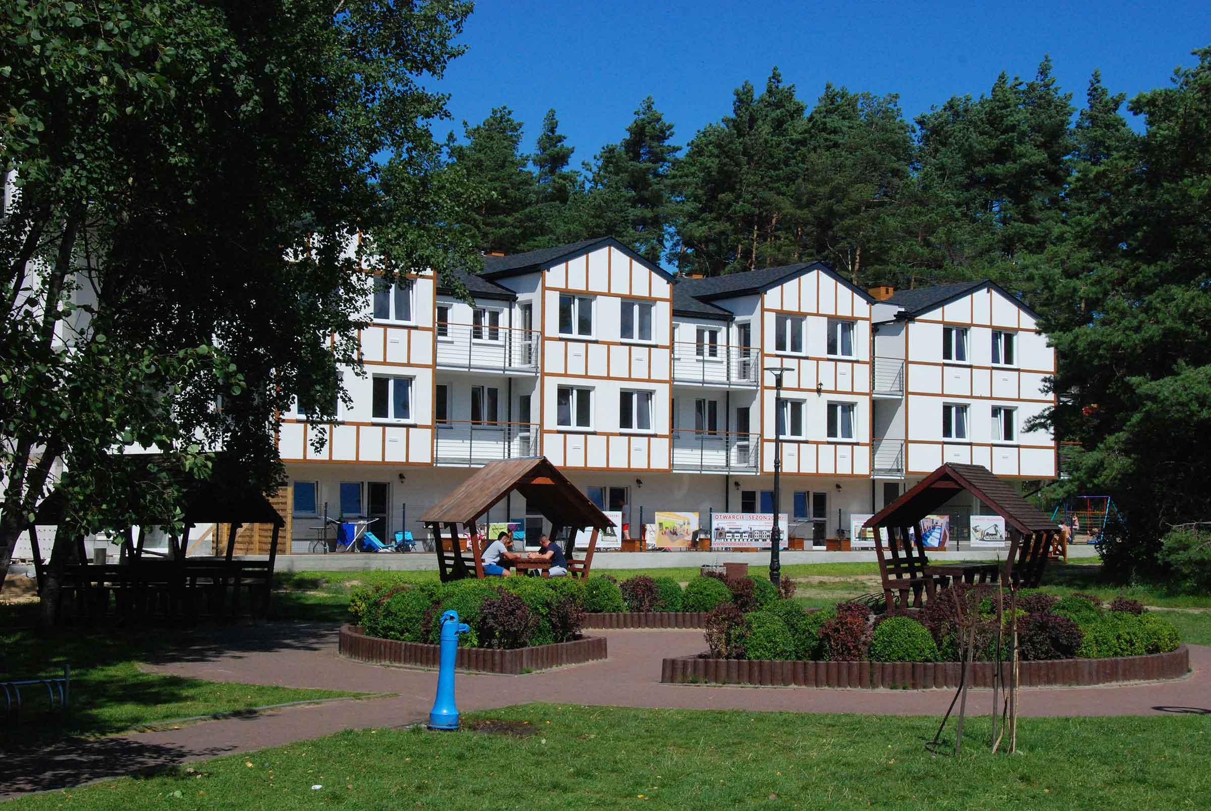 Apartamenty rodzinne Poddąbek